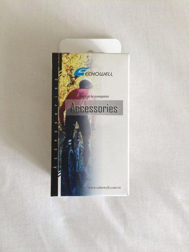 Kit Sensor Vel E Rpm Ciclocomputador Echowell Mw10g Ant+