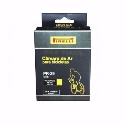 Câmara De Ar Pirelli Mtb 26 Válvula Presta 48mm