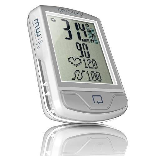 Velocimetro Bike Echowell Mw10g Medidor Cardíaco E Cadência