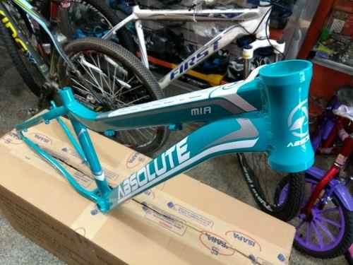 Quadro 29 Bike Mtb Absolute Mia Alumínio 6061 T15