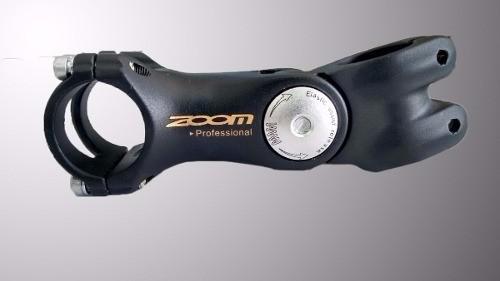 Mesa Suporte De Guidão Zoom 31.8 105mm Com Regulagem d299b