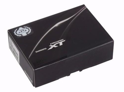 Pedal Clip Shimano Deore Xt Pd-m8000 Preto Com Tacos