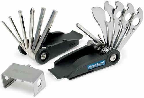 Chave Canivete Park Tool Mtb-7 24 Funções