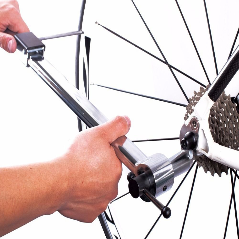 Alinhador Gancheira Bicicleta Profissional Ferramenta Super B