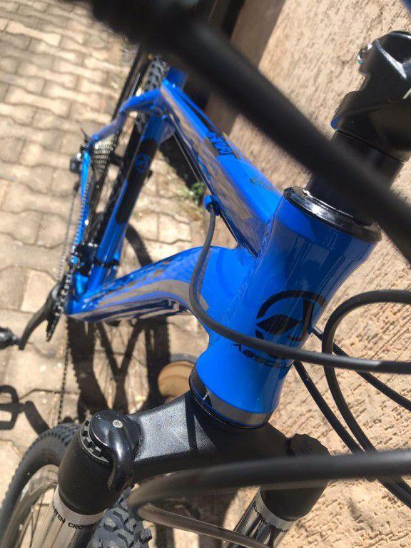 Bicicleta 29 Absolute High One Pro Deore Com 2x 10v Susp Trava
