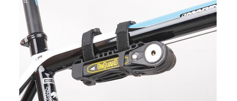 Cadeado Dobrável Trava Onguard K9 8116 Bike Moto (compacto)