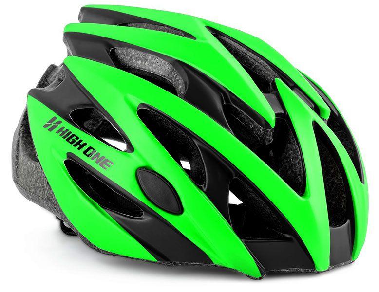 Capacete Bike Ciclismo High One Mv29 Verde