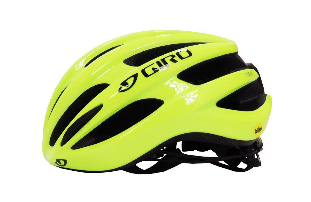 Capacete Ciclismo Bike Giro Foray Mips Verde Tamanho M