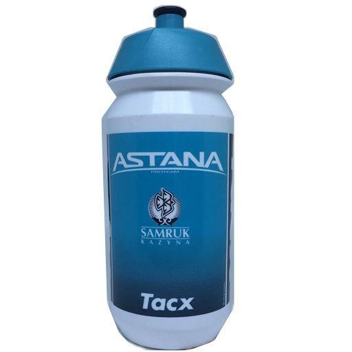 Caramanhola Garrafa Shiva Tacx Team Astana Azul