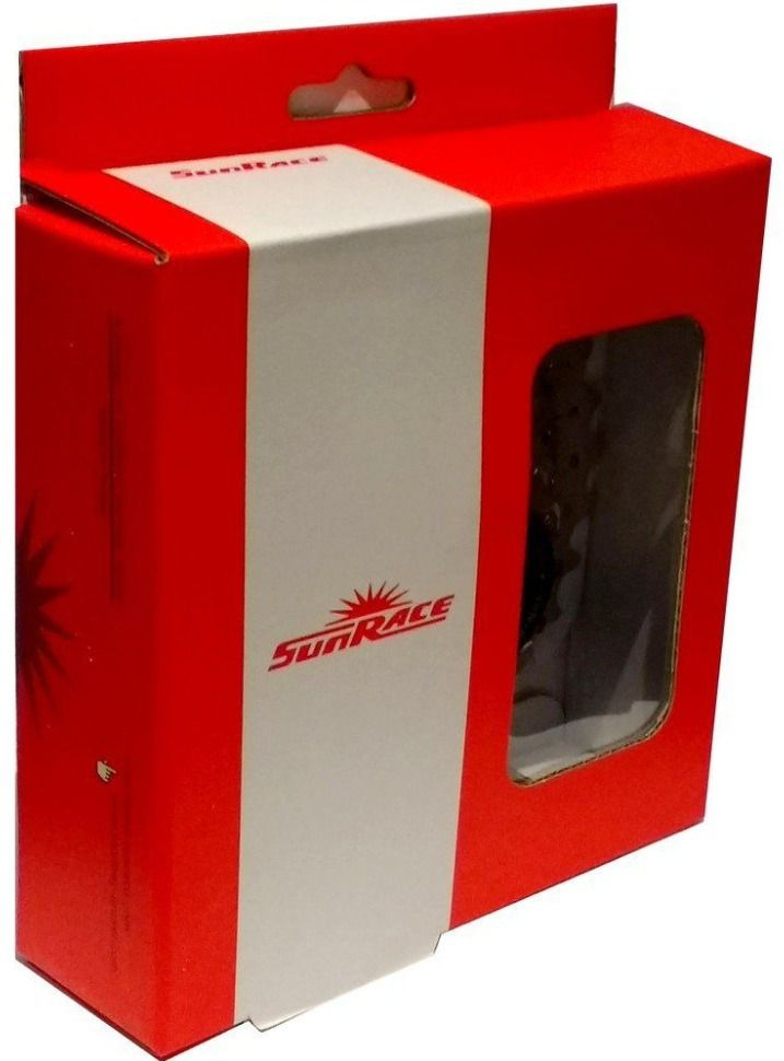 Cassete Sunrace Rs3 Speed 11/32 11v Prata