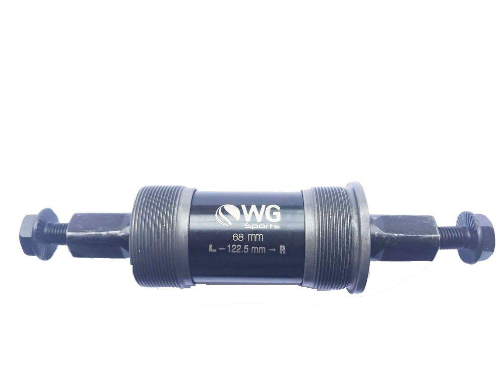 Movimento Central Wg Rolamento Ponta Quadrada 122.5mm