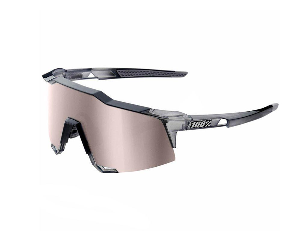 Óculos 100% Speedcraft Cinza mtb speed