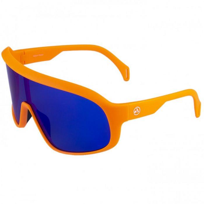 oculos absolute nero laranja lente azul