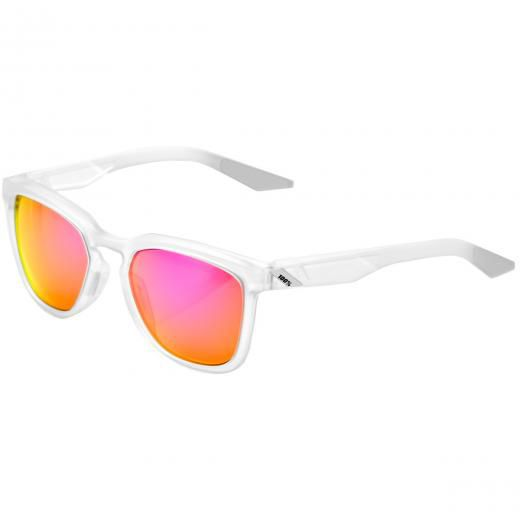 Óculos De Sol 100% Hudson Transl. Purple