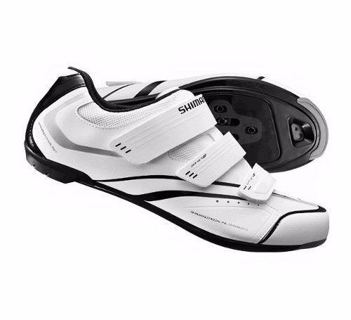 Sapatilha Shimano Speed Sh-r078w Branco Tam 43br