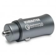 Carregador Veicular Turbo 2.4A Quick Charge 3 Kimaster - CV300