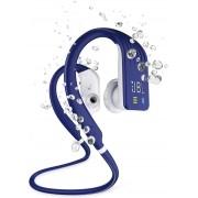 Fone de Ouvido Bluetooth JBL Endurance Dive - Azul e Branco JBLENDURDIVEBLU