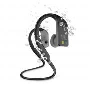 Fone de Ouvido Bluetooth JBL Endurance Dive - Preto e Cinza JBLENDURDIVEBLK