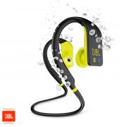 Fone de Ouvido Bluetooth JBL Endurance Dive - Preto e Amarelo JBLENDURDIVEBNL