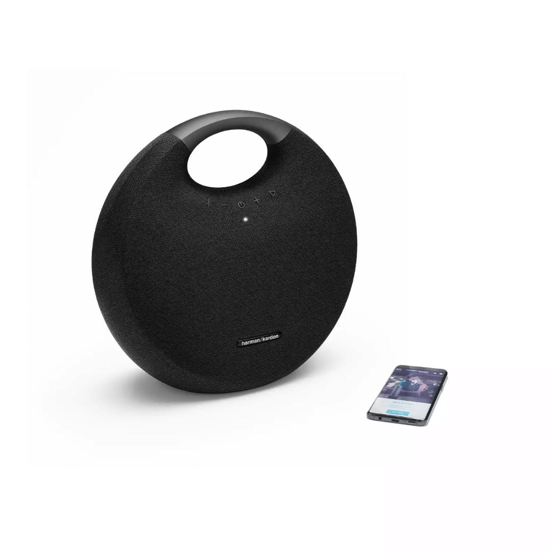 Caixa de Som Bluetooth Harman Kardon Onyx Studio 6 - Preta HKOS6BLKEU
