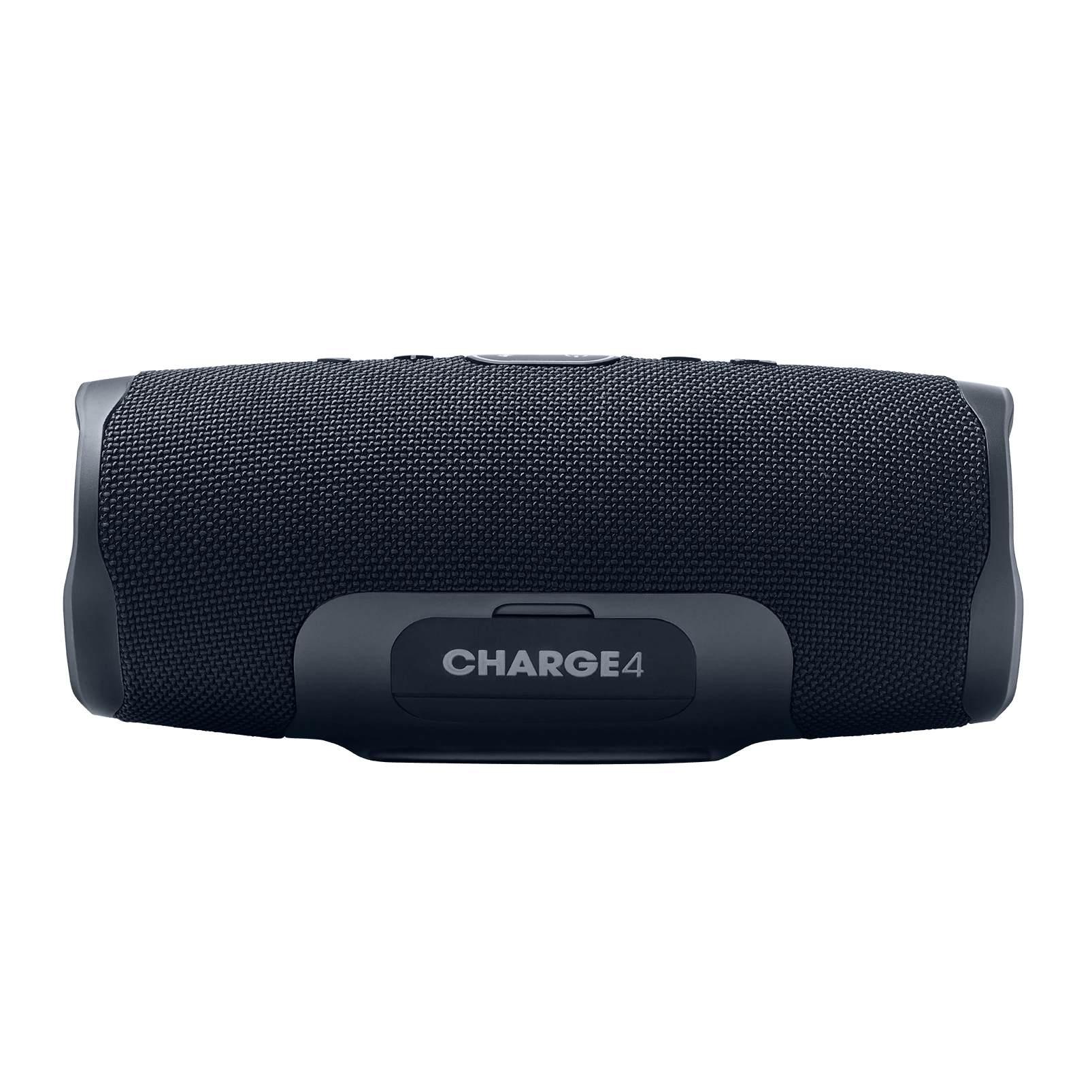 Caixa de Som Bluetooth Portátil JBL Charge 4 - Preto JBLCHARGE4BLK