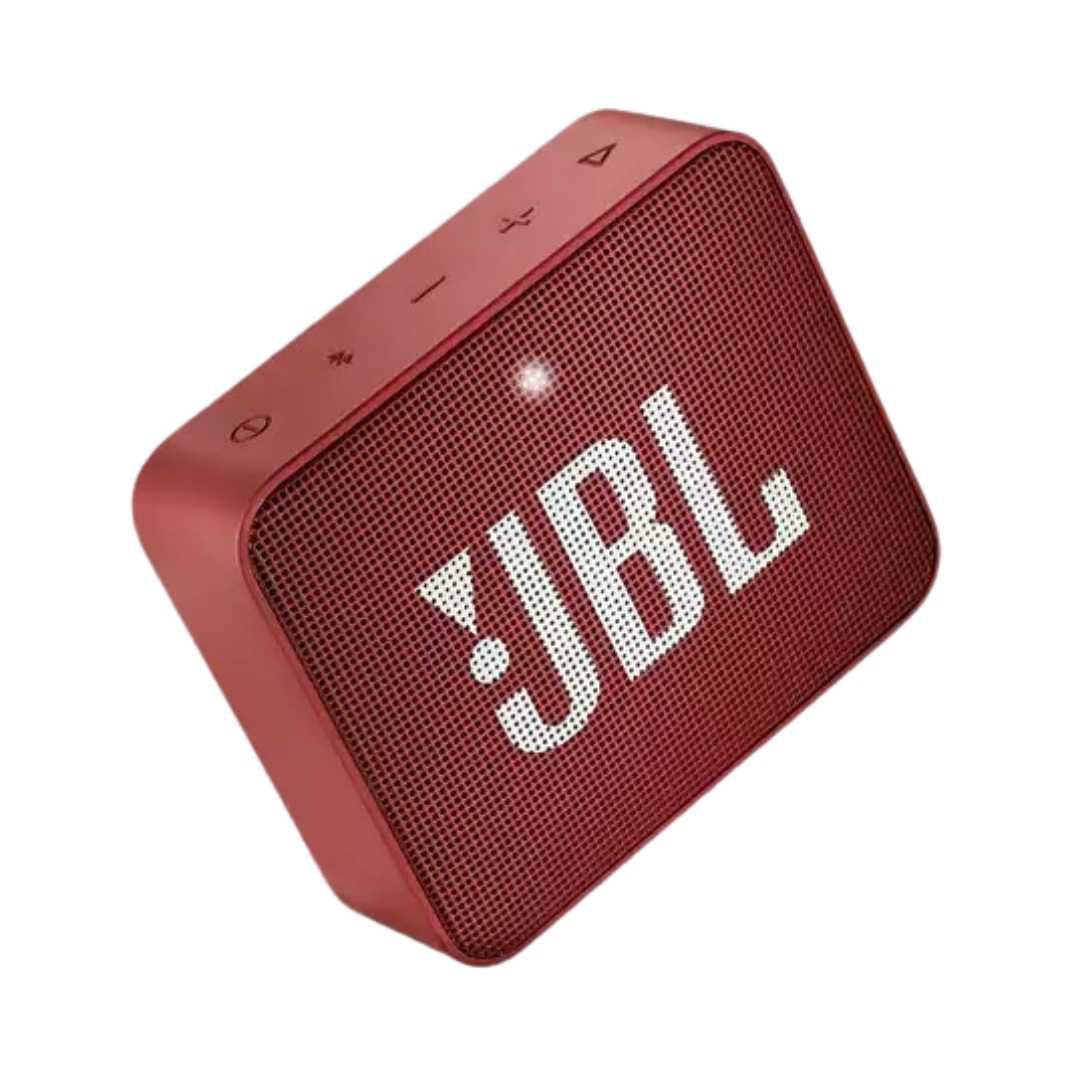 Caixa de Som Bluetooth Portatil JBL GO 2 - Vermelha JBLGO2RED