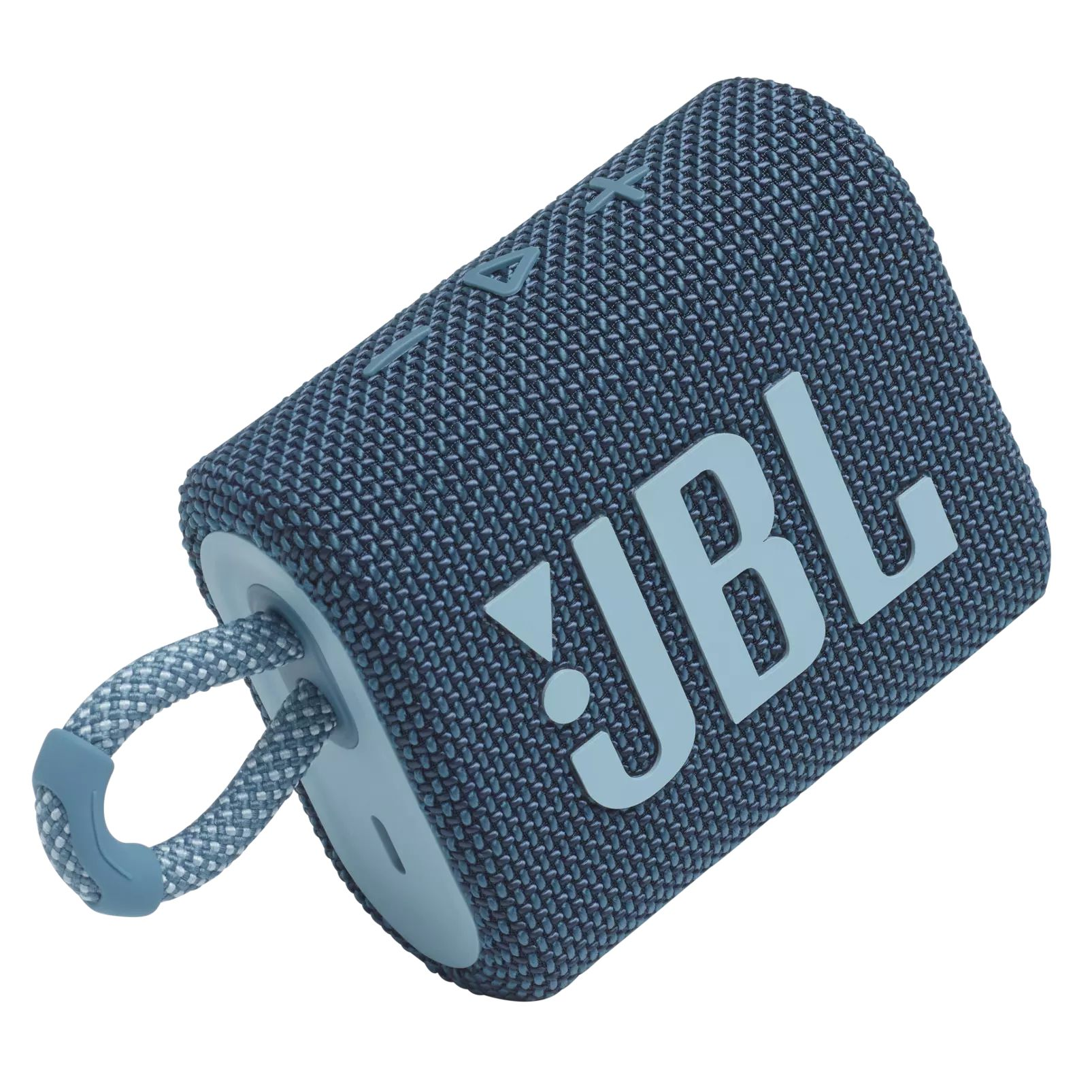Caixa de Som Bluetooth Portatil JBL GO 3 - Azul JBLGO3BLU