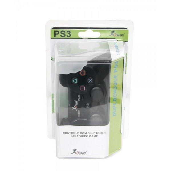 Controle Dualshock PS3 Sem Fio