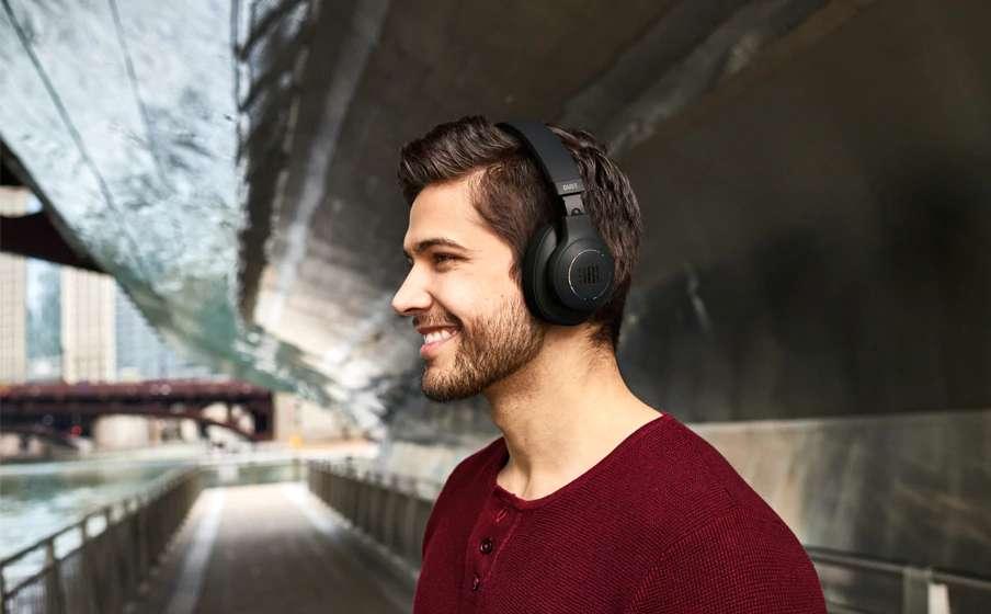 Fone de Ouvido Bluetooth JBL Duet NC - Preto JBLDUETBTNCBLK