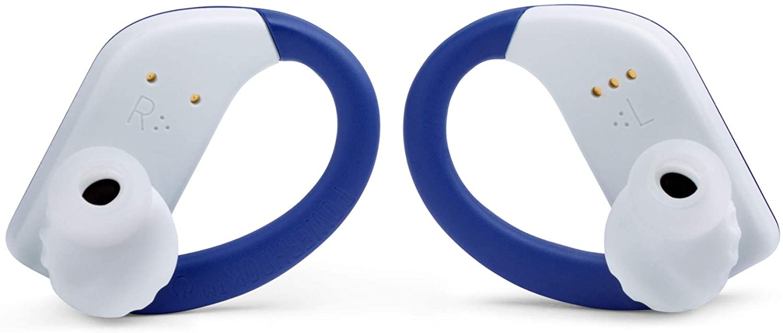 Fone de Ouvido Bluetooth JBL Endurance Peak - Azul JBLENDURPEAKBLU