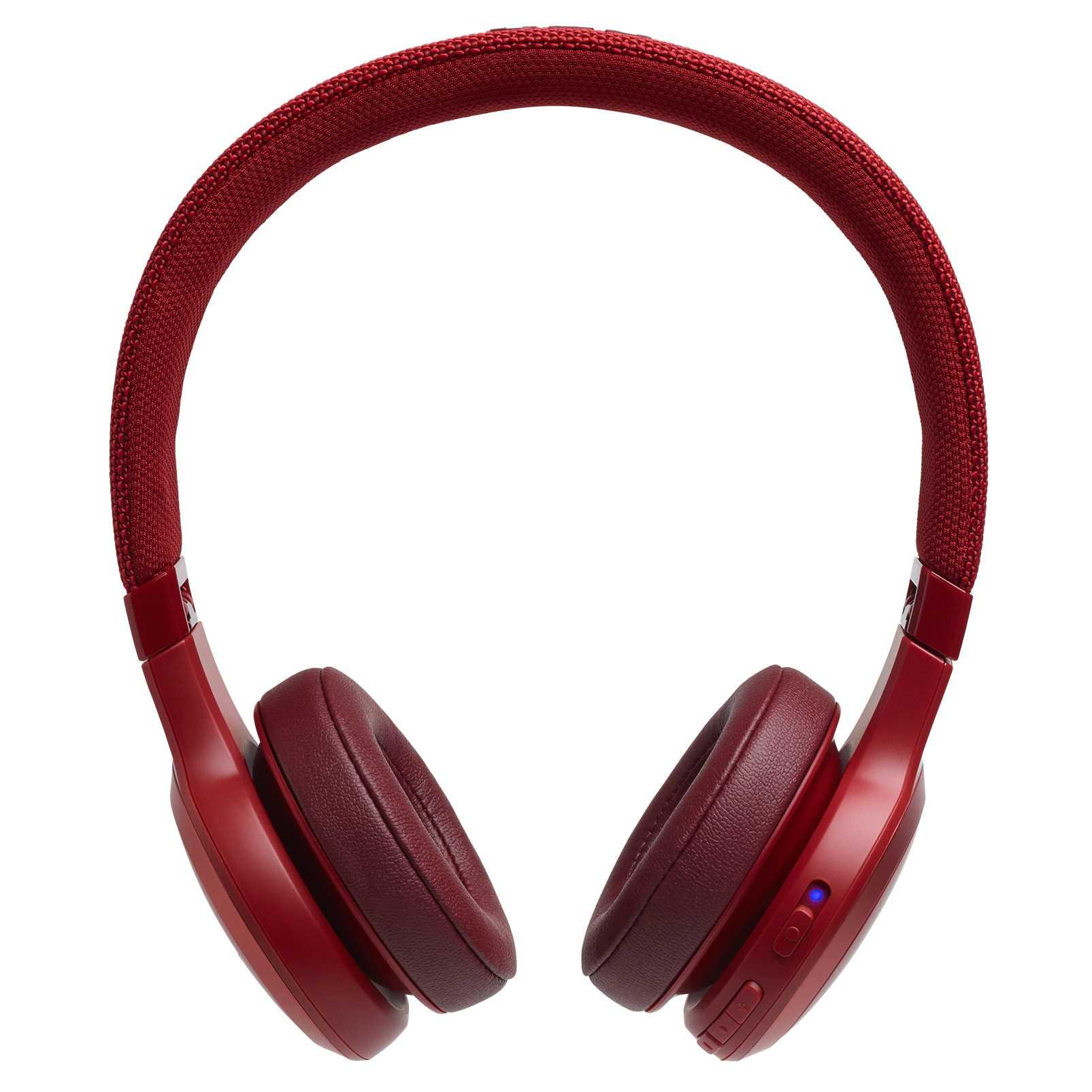 Fone de Ouvido Bluetooth JBL Live 400BT - Vermelho JBLLIVE400BTRED