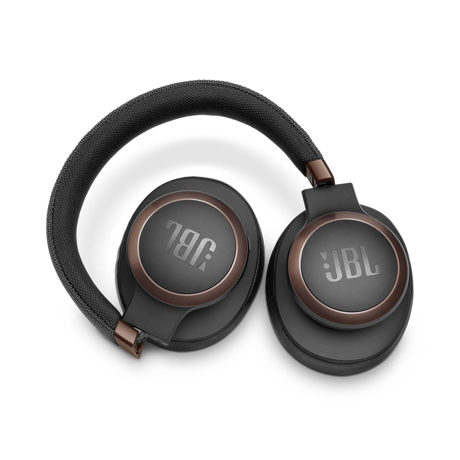 Fone de Ouvido Bluetooth JBL Live 650BTNC - Preto JBLLIVE650BTNCBLK