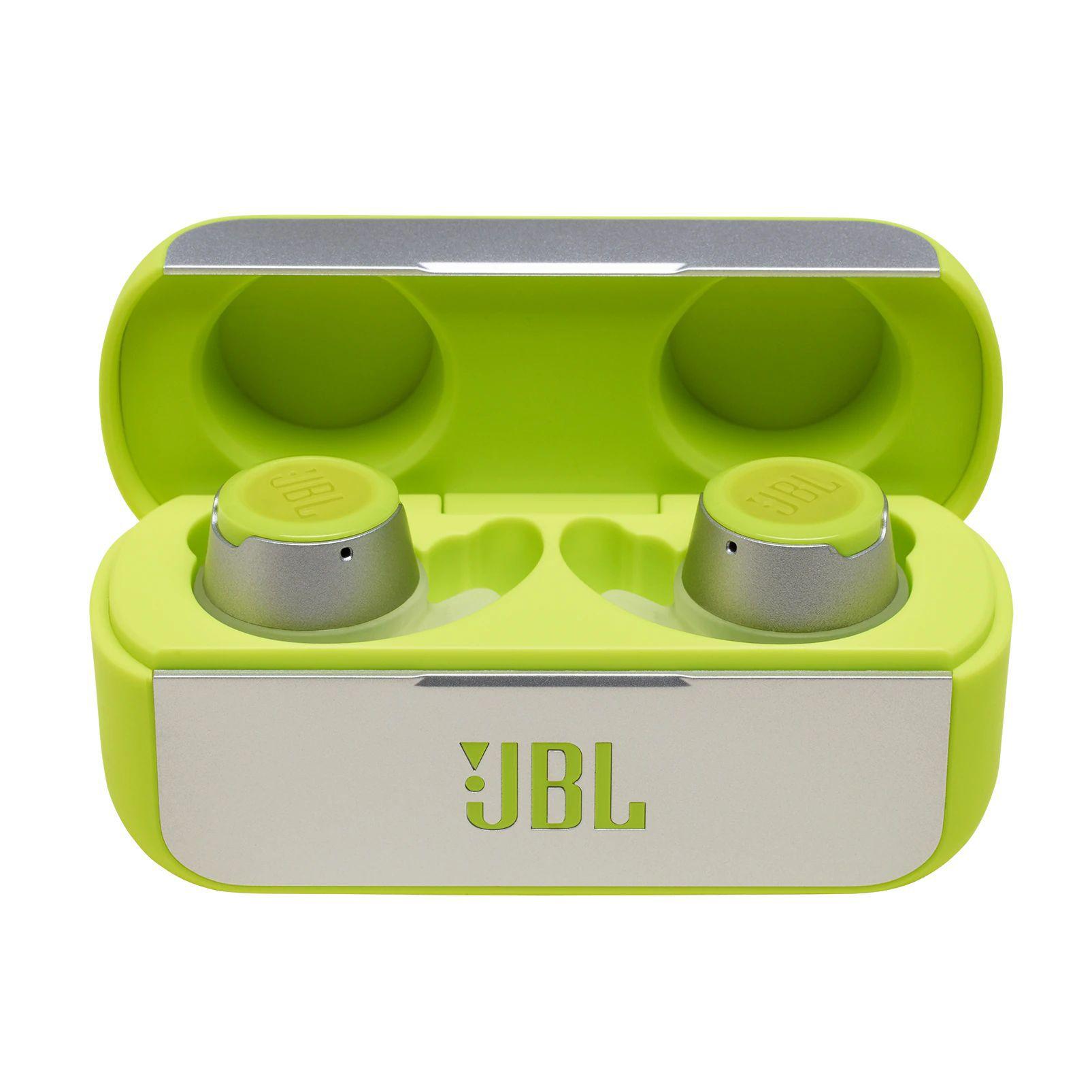 Fone de Ouvido Bluetooth JBL Reflect Flow - Verde JBLREFFLOWGRN