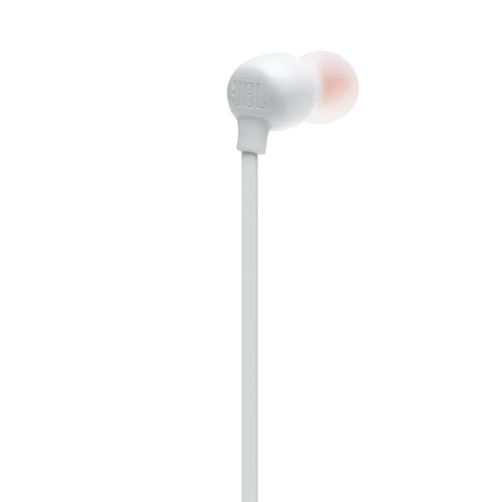 Fone de Ouvido Bluetooth JBL Tune 115BT - Branco JBLT115BTWHT