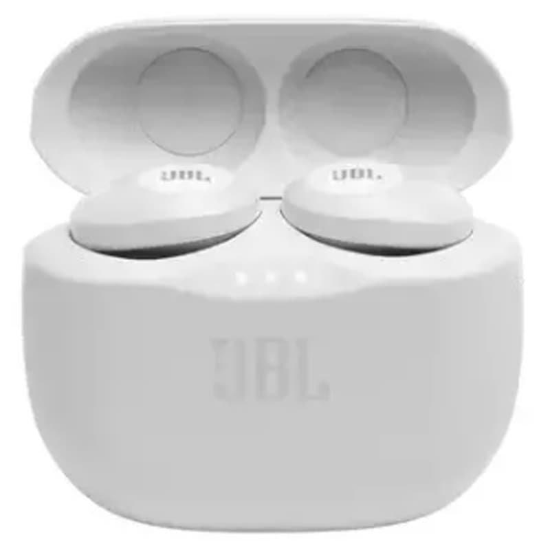 Fone de Ouvido Bluetooth JBL Tune 125TWS - Branco JBLT125TWSWHT