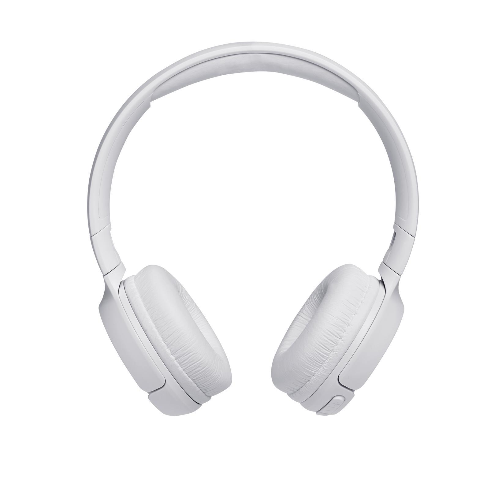 Fone de Ouvido Bluetooth JBL Tune 500BT - Branco JBLT500BTWHT