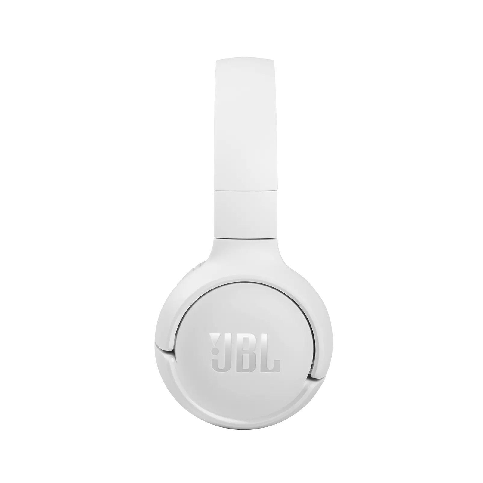 Fone de Ouvido Bluetooth JBL Tune 510BT - Branco JBLT510BTWHT
