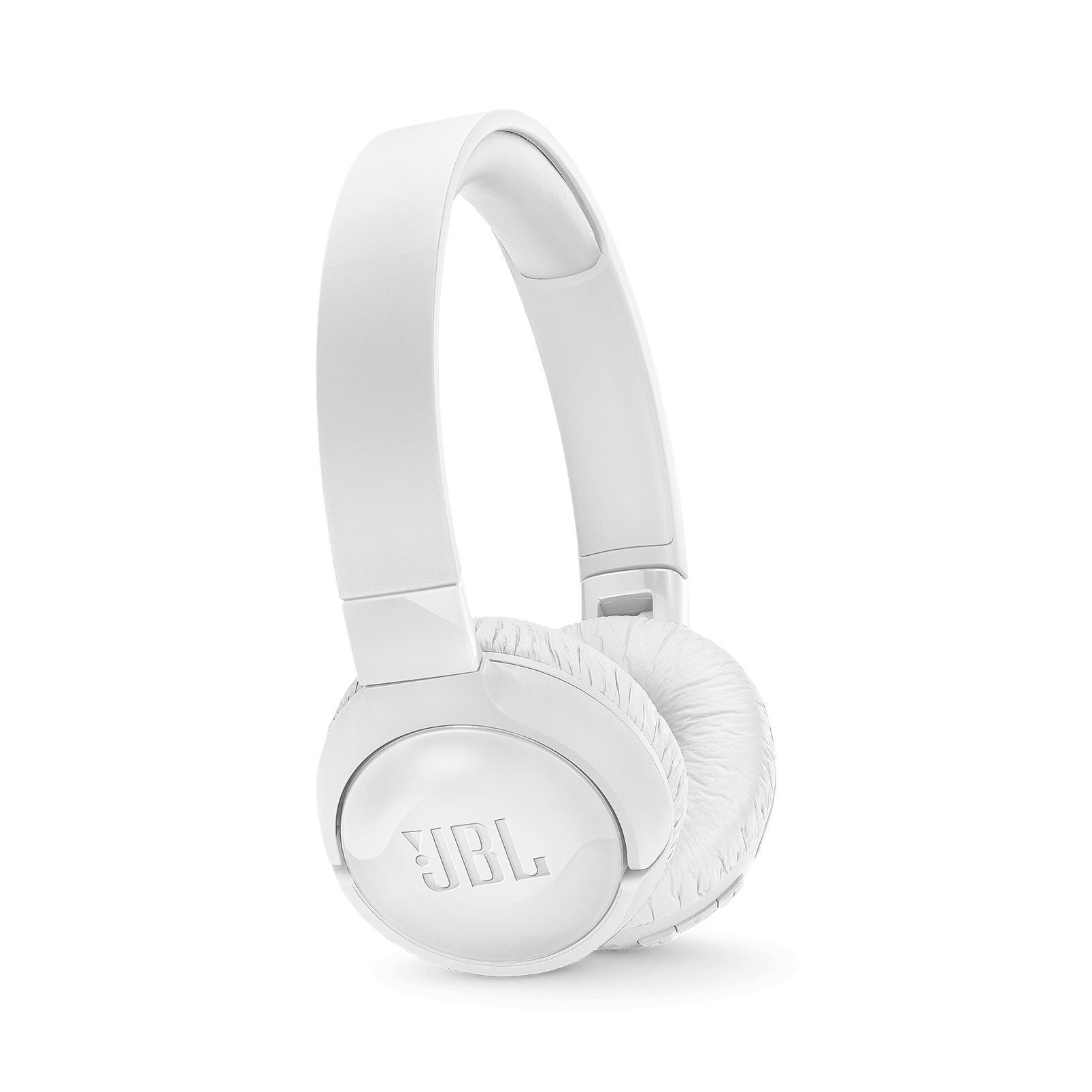 Fone de Ouvido Bluetooth JBL Tune 600 BTNC - Branco JBLT600BTNCWHT