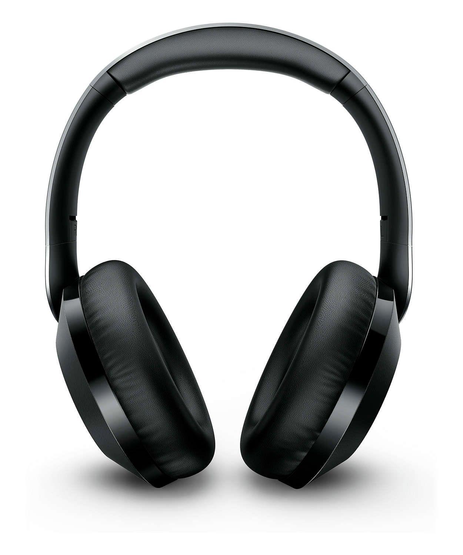 Fone de Ouvido Bluetooth Philips TAPH805BK/10 - Preto