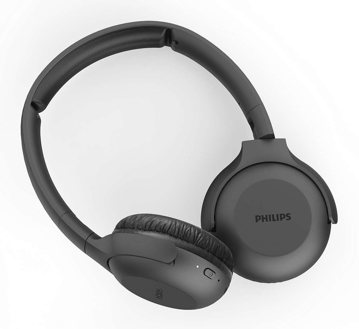 Fone de Ouvido Bluetooth Philips TAUH202BK/00 - Preto