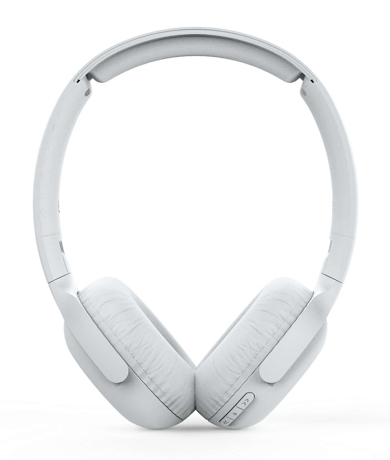 Fone de Ouvido Bluetooth Philips TAUH202WT/00 - Branco