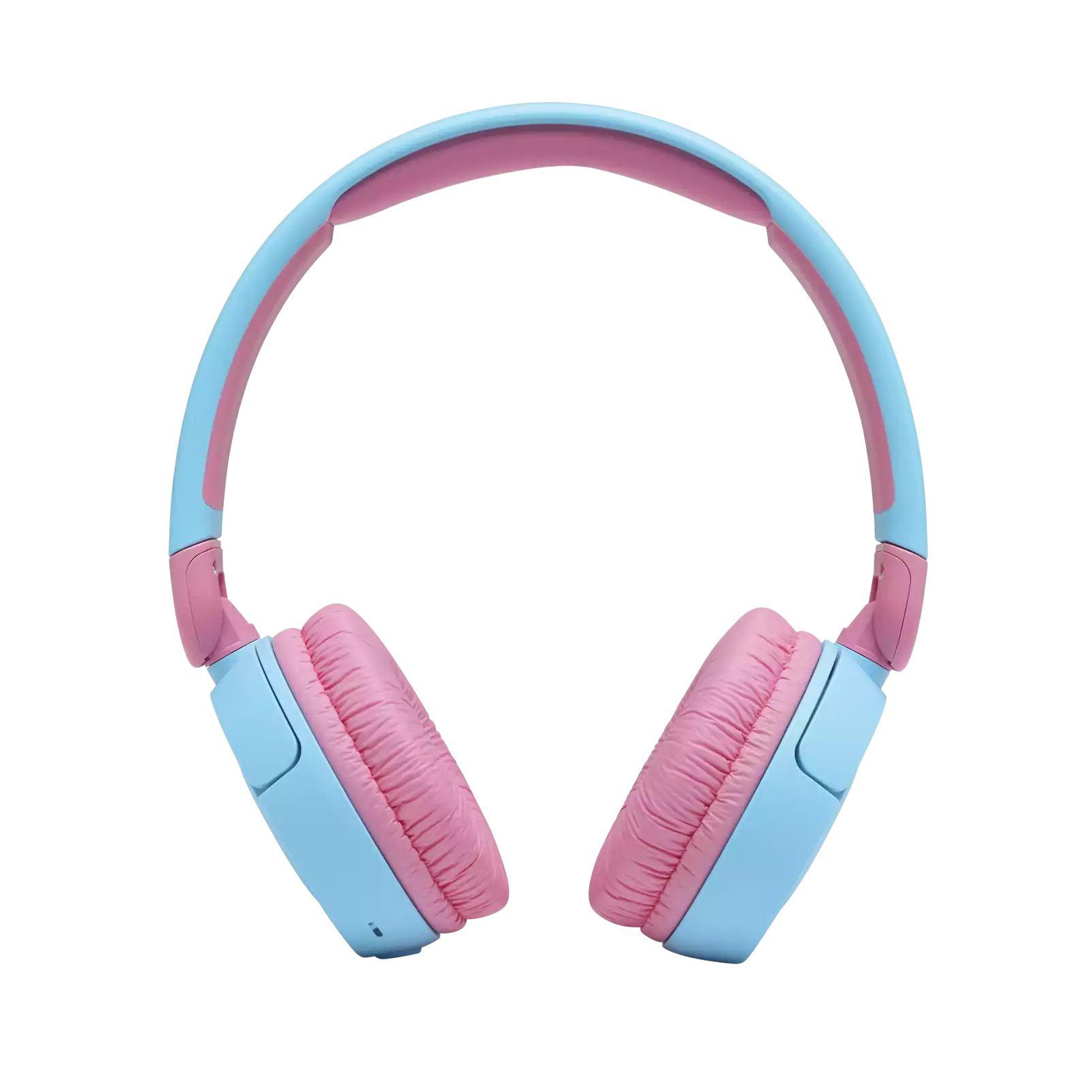 Fone de Ouvido Infantil Bluetooth JBL JR310BT - Azul e Rosa JBLJR310BTBLU
