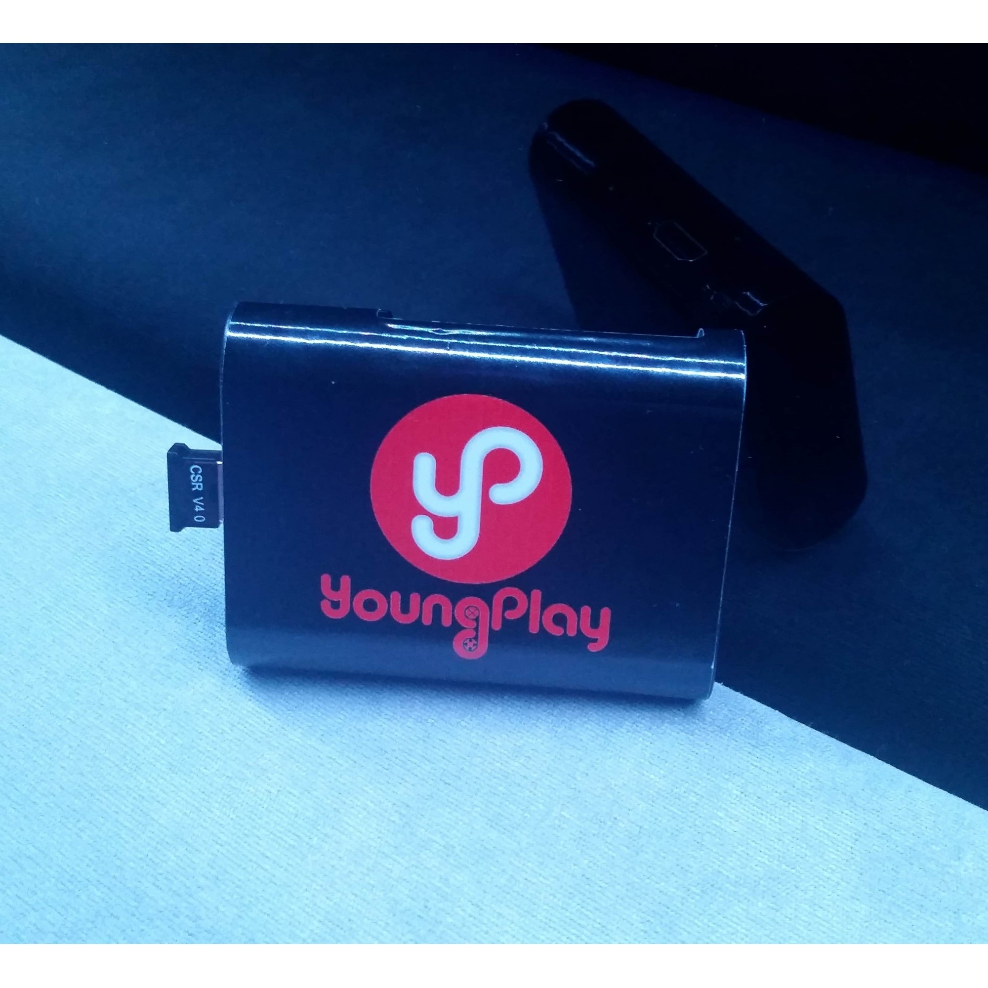 Kit Raspberry Young Play 64GB com 2 Controles