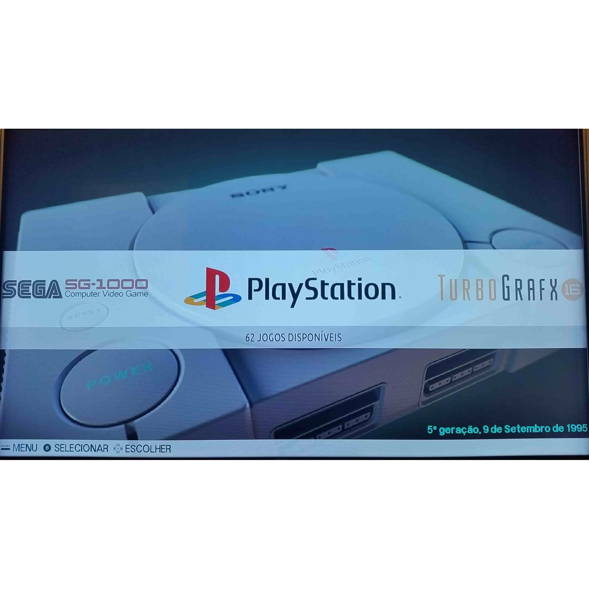 Kit Raspberry Young Play 64GB com 4 Controles