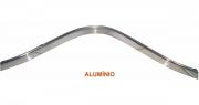 Kit Par De Braços Em Alumínio ou MDF Para Poltrona C/ Bucha