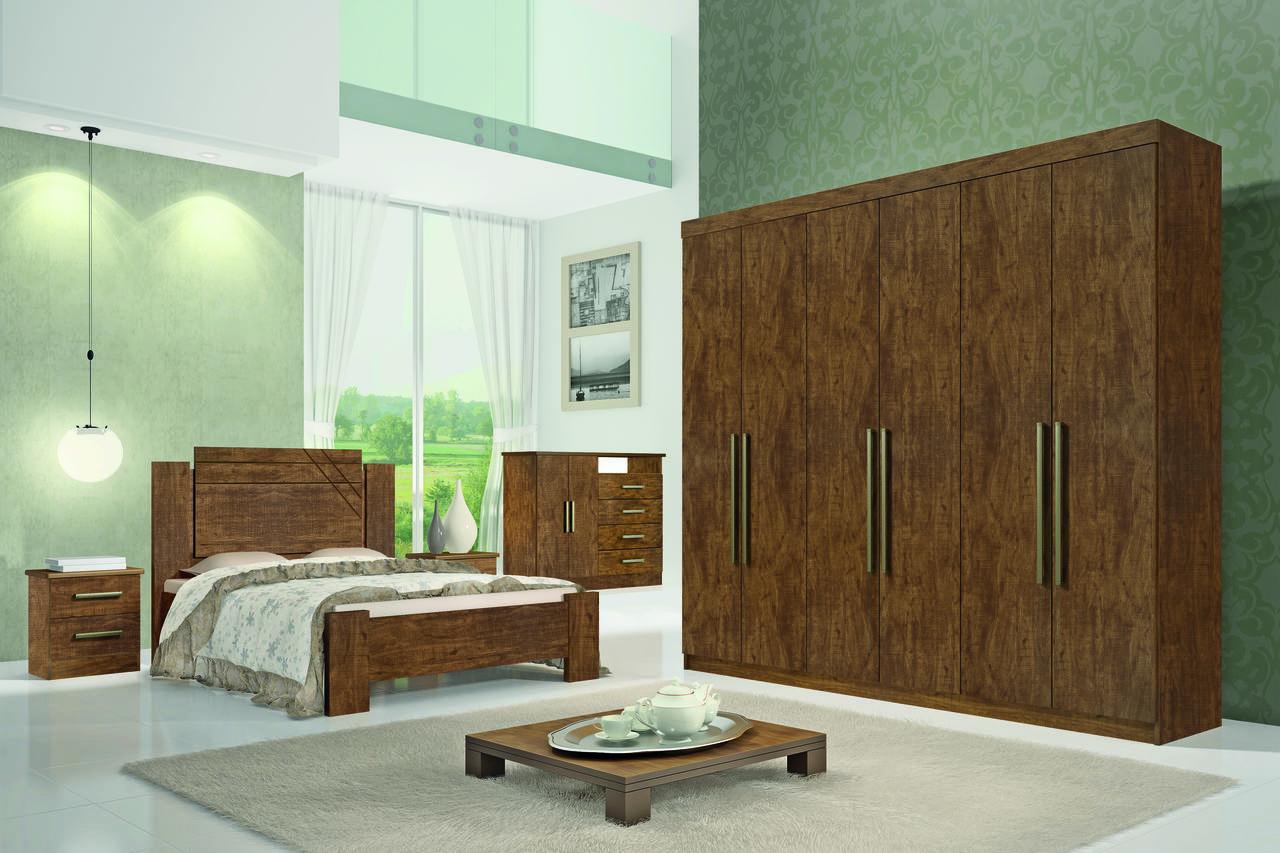 Dormitório Paris D Doro Móveis