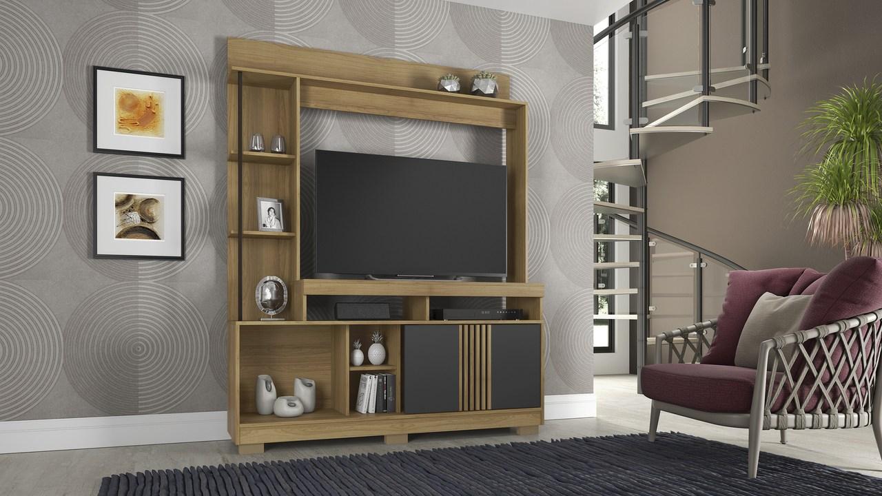 Estante Sedução para TV de Até 49 Polegadas JCM Móveis