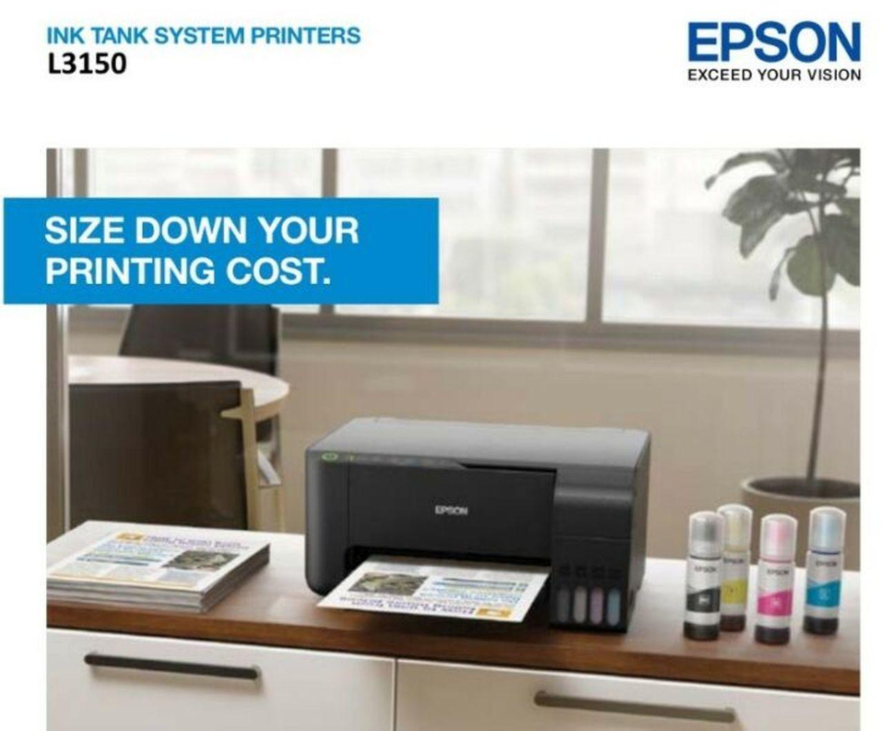 Impressora Multifuncional Epson L3150
