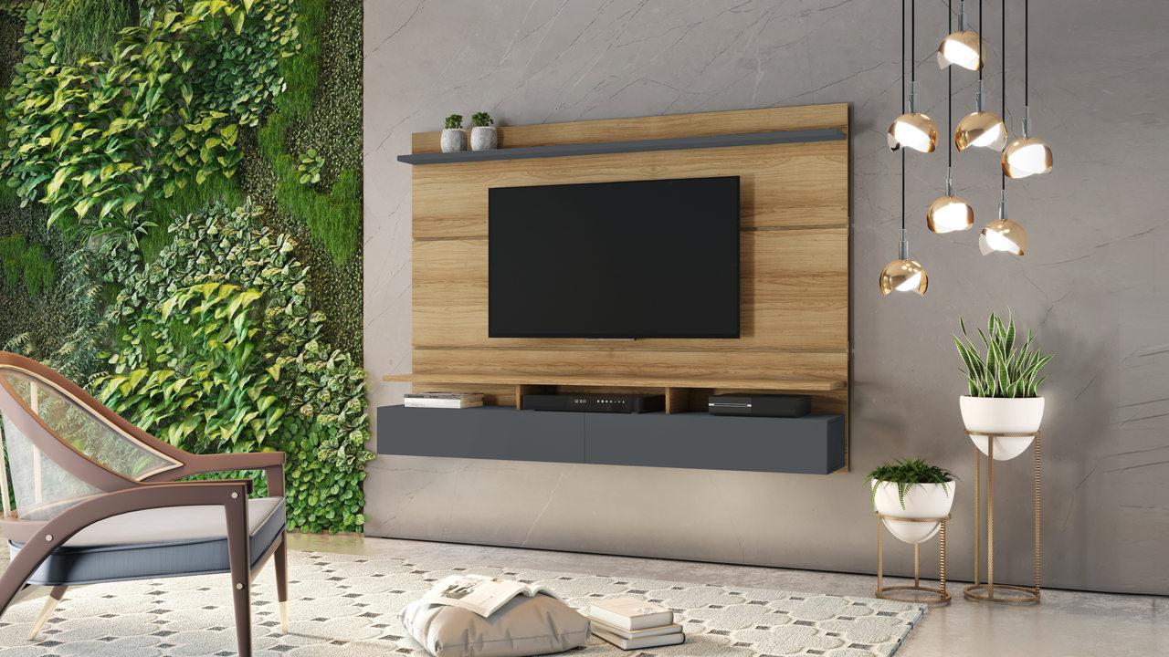 Painel para TV até 60 Polegadas Exito Candian JCM Móveis