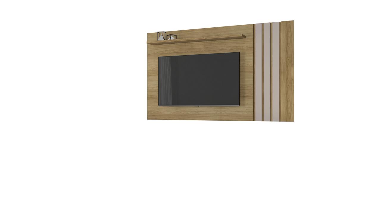 Painel para TV até 75 Polegadas Atraente JCM Móveis